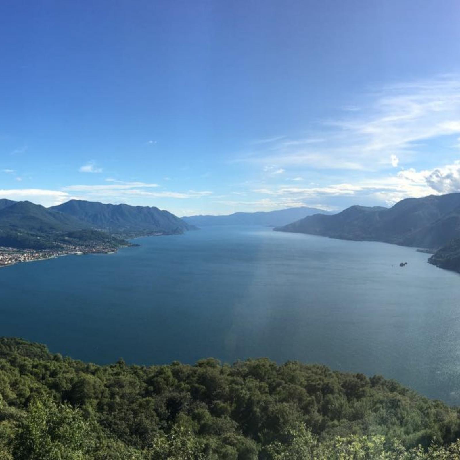 Il mio posto preferito sul Lago Maggiore