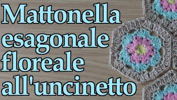 Mattonella esagonale - anteprima